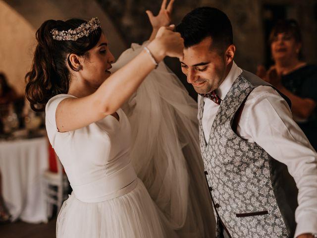 La boda de David y Sara en Serra De Outes, A Coruña 212