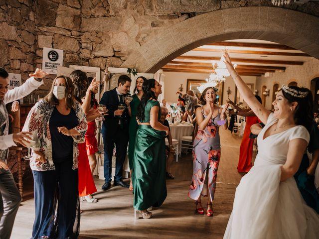 La boda de David y Sara en Serra De Outes, A Coruña 213