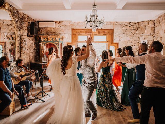 La boda de David y Sara en Serra De Outes, A Coruña 215