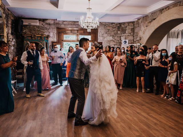 La boda de David y Sara en Serra De Outes, A Coruña 222