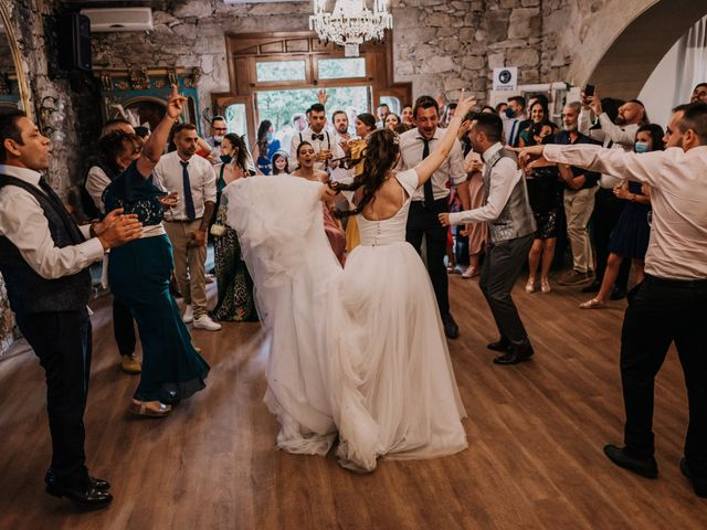 La boda de David y Sara en Serra De Outes, A Coruña 225