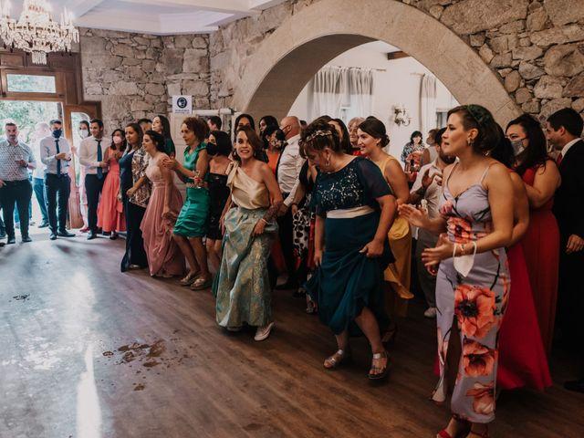 La boda de David y Sara en Serra De Outes, A Coruña 226