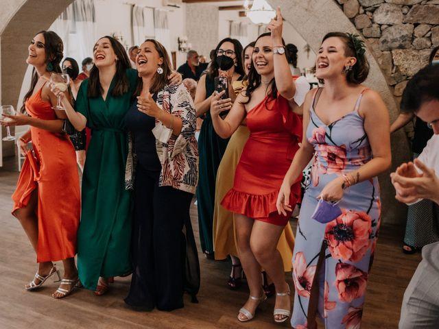 La boda de David y Sara en Serra De Outes, A Coruña 227