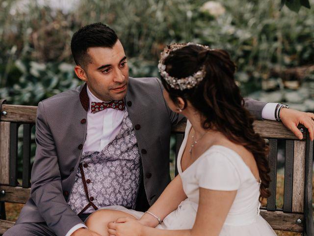 La boda de David y Sara en Serra De Outes, A Coruña 233