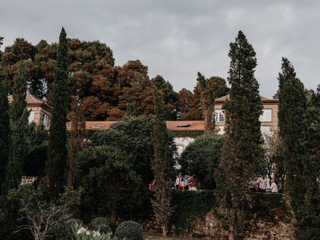 La boda de David y Sara en Serra De Outes, A Coruña 234