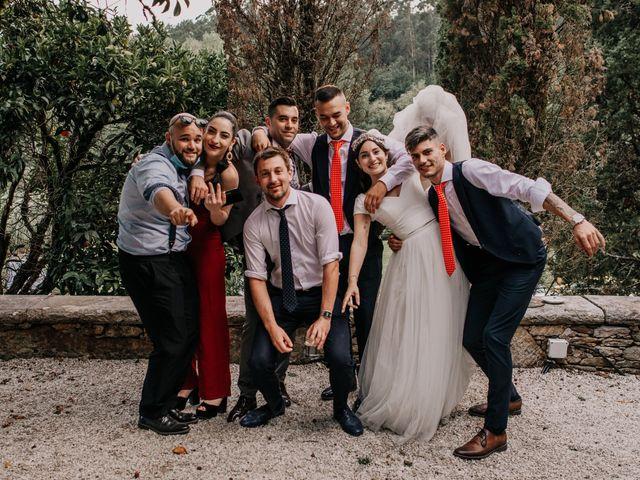 La boda de David y Sara en Serra De Outes, A Coruña 242