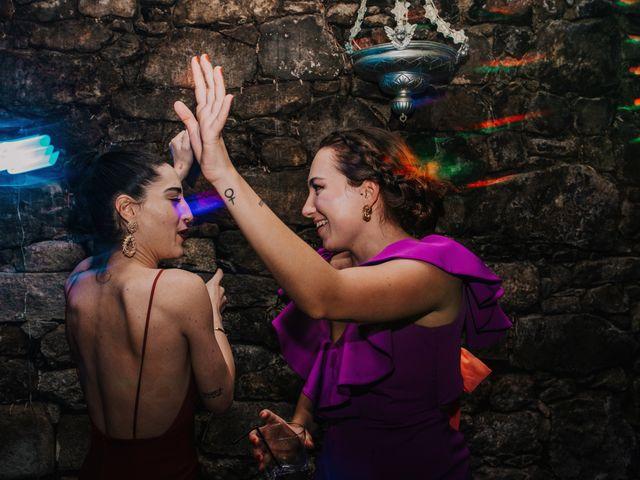 La boda de David y Sara en Serra De Outes, A Coruña 247