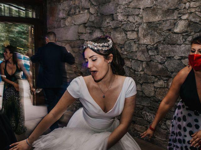 La boda de David y Sara en Serra De Outes, A Coruña 252