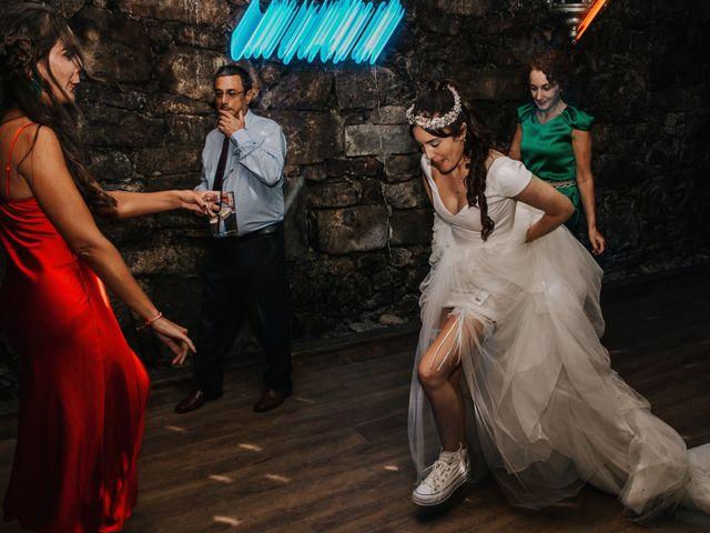 La boda de David y Sara en Serra De Outes, A Coruña 254