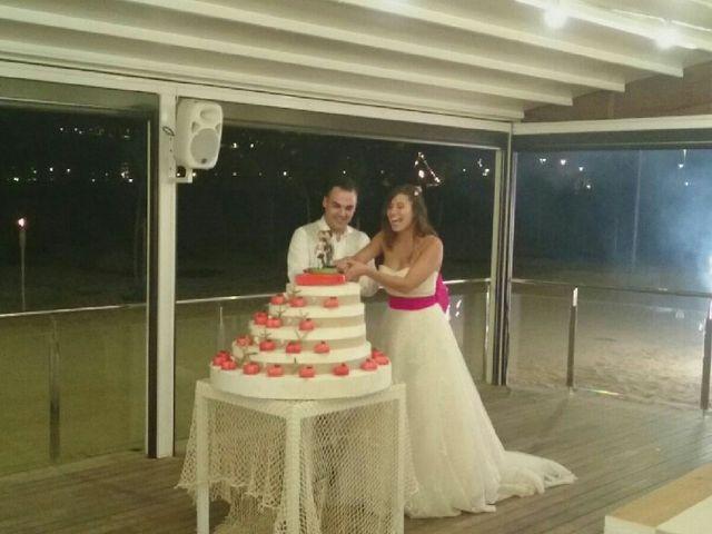 La boda de Xavi y Irene en Arenys De Mar, Barcelona 1