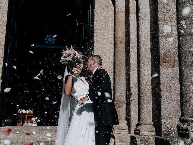 La boda de Gonzalo y Cristina en Santiago De Compostela, A Coruña 15