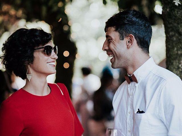 La boda de Gonzalo y Cristina en Santiago De Compostela, A Coruña 25