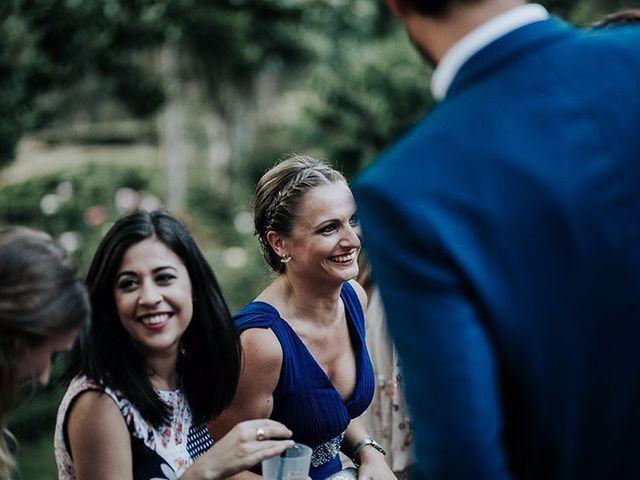 La boda de Gonzalo y Cristina en Santiago De Compostela, A Coruña 35