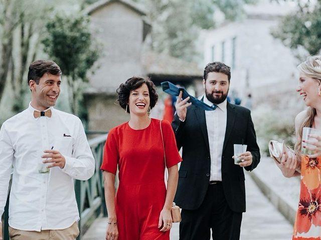 La boda de Gonzalo y Cristina en Santiago De Compostela, A Coruña 39