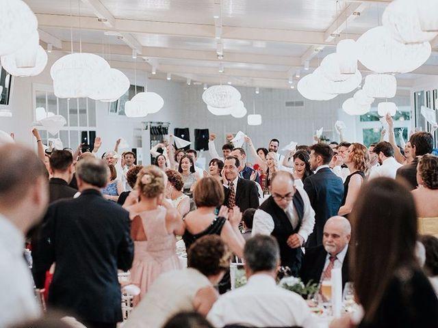 La boda de Gonzalo y Cristina en Santiago De Compostela, A Coruña 42