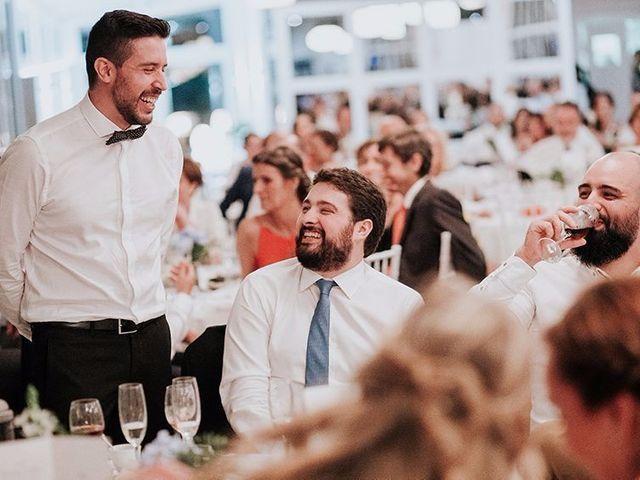 La boda de Gonzalo y Cristina en Santiago De Compostela, A Coruña 58