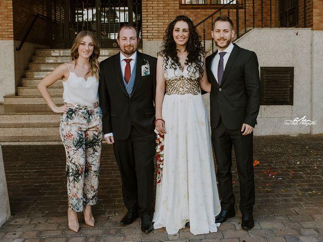 La boda de Alejandro y Laura en Santa Maria Del Paramo, León 5