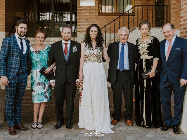 La boda de Alejandro y Laura en Santa Maria Del Paramo, León 6