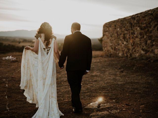 La boda de Alejandro y Laura en Santa Maria Del Paramo, León 15