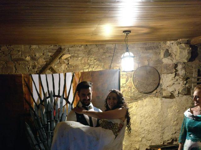 La boda de Alejandro y Laura en Santa Maria Del Paramo, León 18