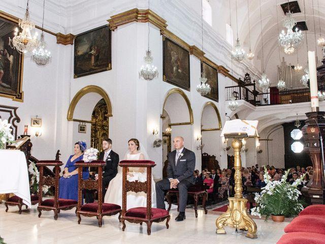 La boda de Jacobo y Patricia en Chiclana De La Frontera, Cádiz 13