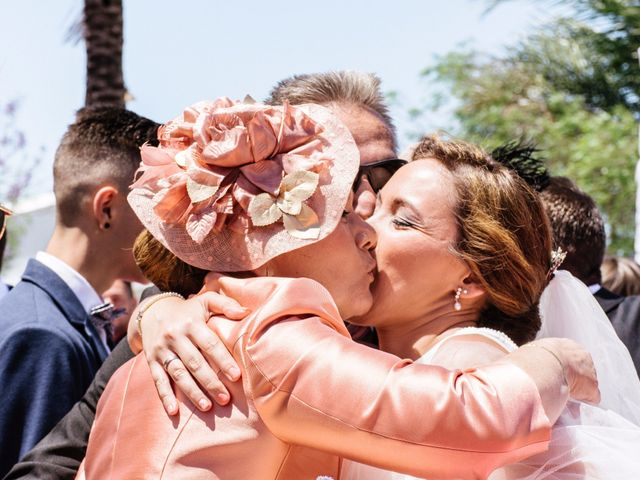 La boda de Jacobo y Patricia en Chiclana De La Frontera, Cádiz 22