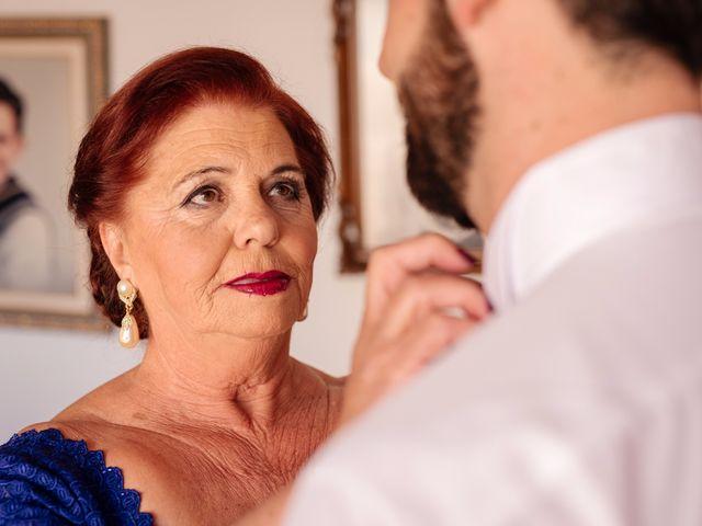 La boda de Isaac y Moni en Gandia, Valencia 11