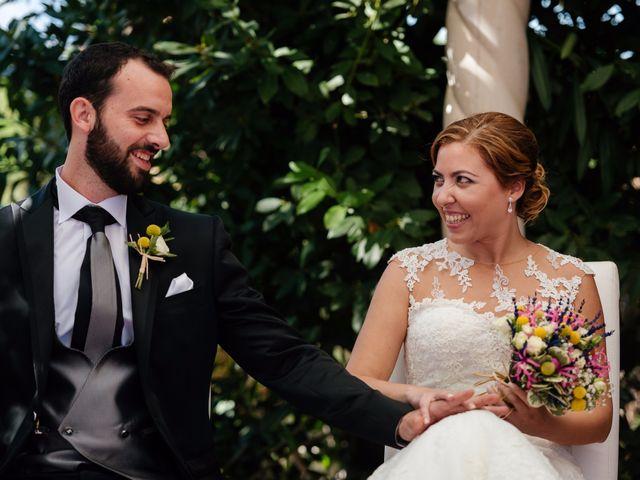 La boda de Isaac y Moni en Gandia, Valencia 34