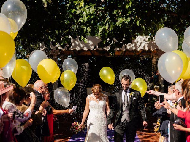 La boda de Isaac y Moni en Gandia, Valencia 41
