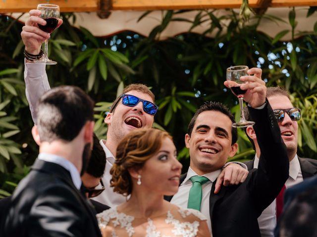La boda de Isaac y Moni en Gandia, Valencia 47