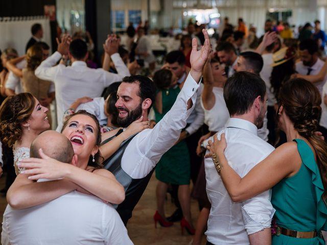 La boda de Isaac y Moni en Gandia, Valencia 54