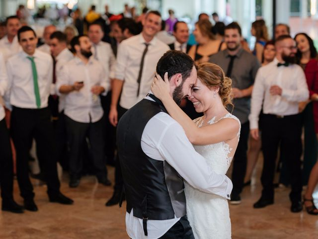 La boda de Moni y Isaac