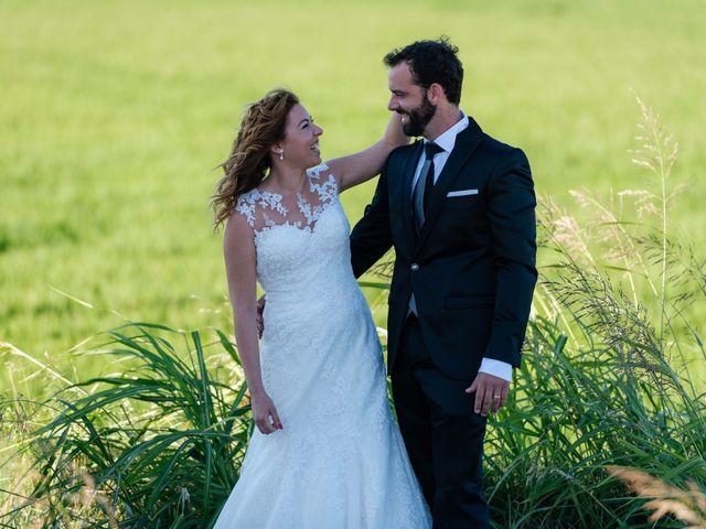 La boda de Isaac y Moni en Gandia, Valencia 74