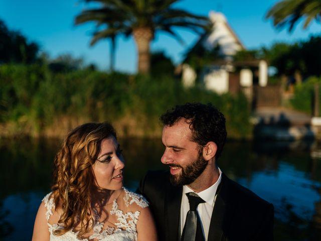 La boda de Isaac y Moni en Gandia, Valencia 76