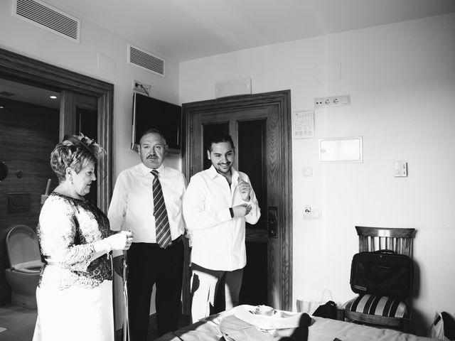 La boda de Rodrigo y Pili en Gormaz, Soria 12