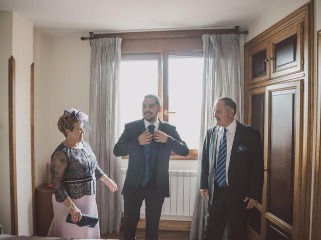 La boda de Rodrigo y Pili en Gormaz, Soria 15