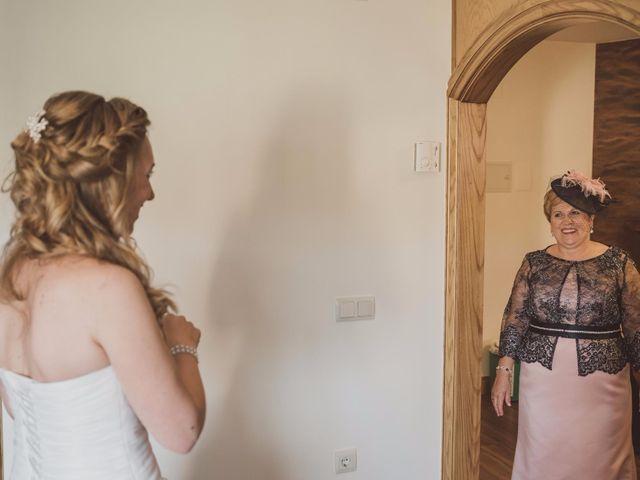 La boda de Rodrigo y Pili en Gormaz, Soria 26