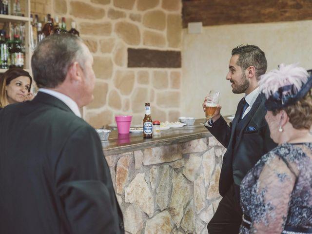 La boda de Rodrigo y Pili en Gormaz, Soria 33