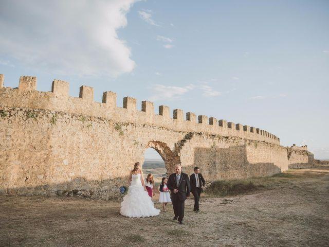 La boda de Rodrigo y Pili en Gormaz, Soria 47
