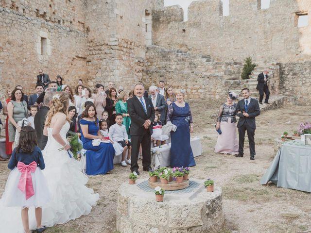 La boda de Rodrigo y Pili en Gormaz, Soria 50