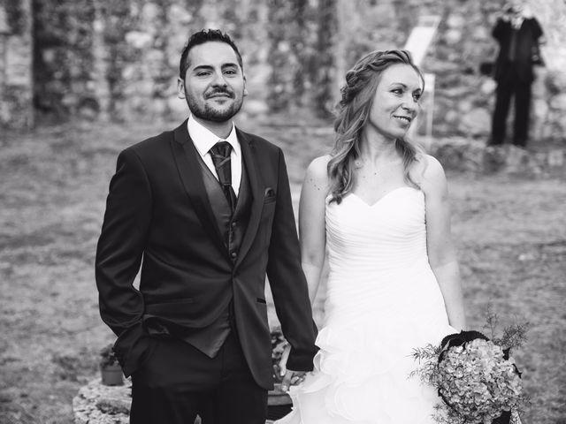 La boda de Rodrigo y Pili en Gormaz, Soria 1