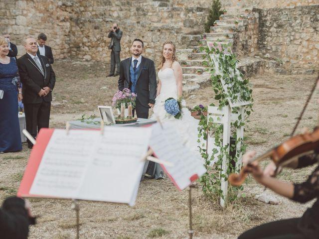 La boda de Rodrigo y Pili en Gormaz, Soria 53