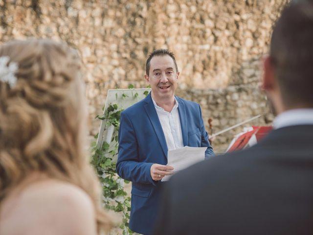 La boda de Rodrigo y Pili en Gormaz, Soria 56
