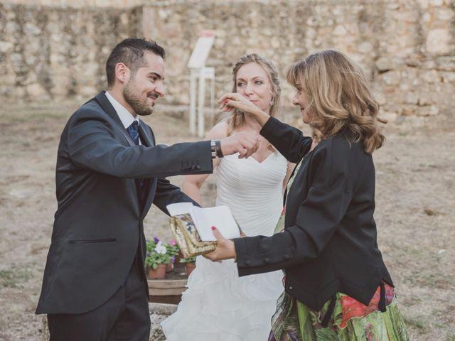 La boda de Rodrigo y Pili en Gormaz, Soria 62