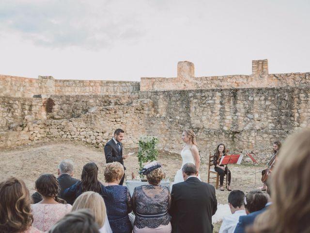 La boda de Rodrigo y Pili en Gormaz, Soria 69
