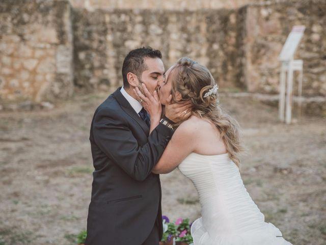 La boda de Rodrigo y Pili en Gormaz, Soria 71