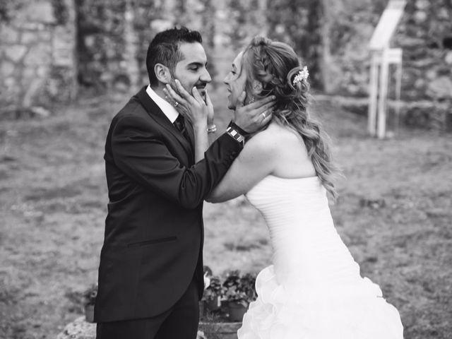 La boda de Rodrigo y Pili en Gormaz, Soria 72