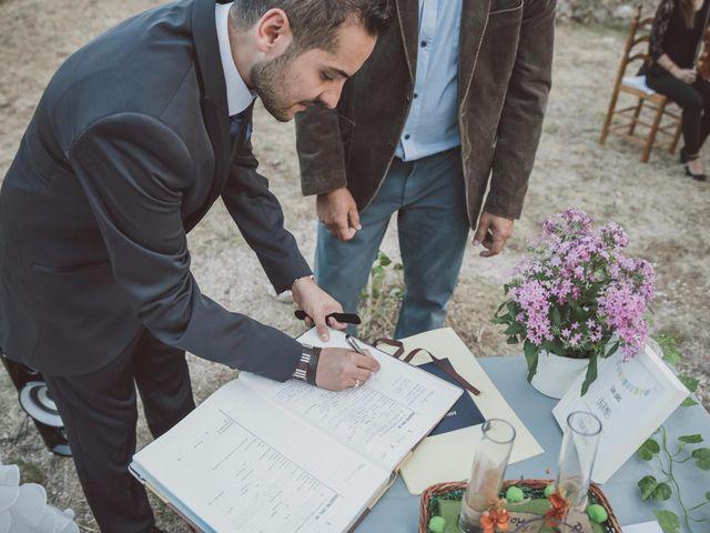 La boda de Rodrigo y Pili en Gormaz, Soria 75