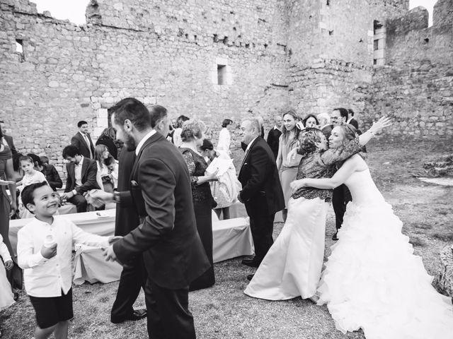 La boda de Rodrigo y Pili en Gormaz, Soria 79