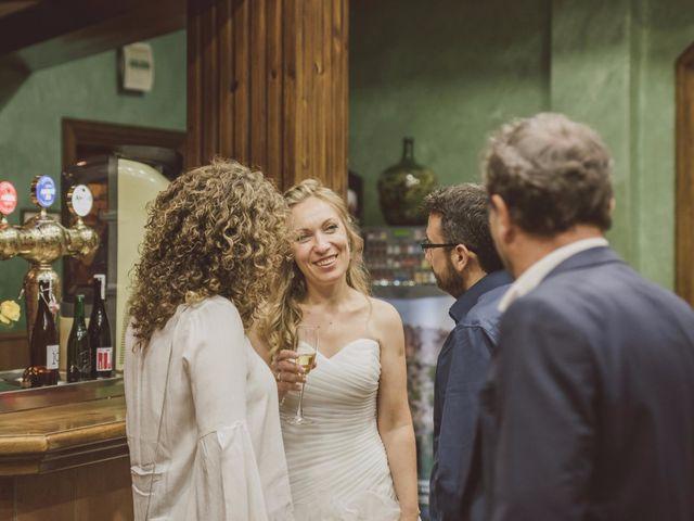 La boda de Rodrigo y Pili en Gormaz, Soria 89